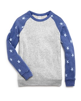 ALTERNATIVE - Girls' Champ Star-Sleeve Top - Big Kid