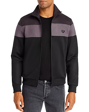 Fred Perry Jackets COLOR-BLOCK TRACK JACKET