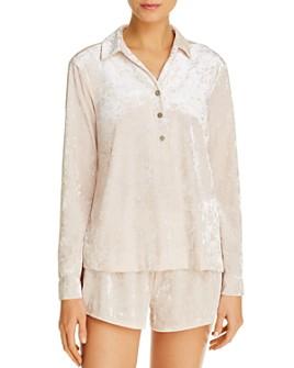 Josie - Velvet Dream Short Pajama Set