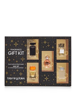 Bloomingdale's - Fragrance Gift Kit - 100% Exclusive