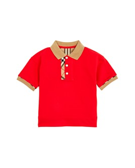 Burberry - Boys' Archie Vintage Check Polo Shirt - Little Kid, Big Kid