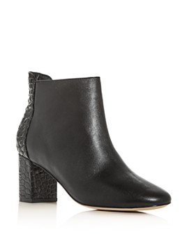 Cole Haan - Women's Nella Block-Heel Booties