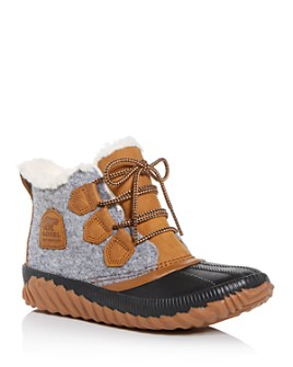 Sorel - Women's Out N About Plus Waterproof Cold-Weather Booties