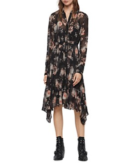 ALLSAINTS - Lizzy Eden Shirt Dress