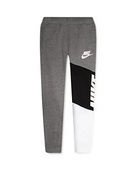 Nike - Boys' Core Hybrid Color-Block Pants - Little Kid