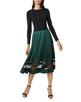 Ted Baker - Scarlah Layered-Look Dress