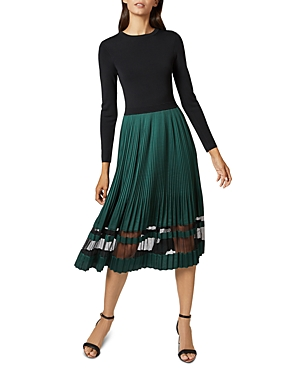 Ted Baker Dresses SCARLAH LAYERED-LOOK DRESS