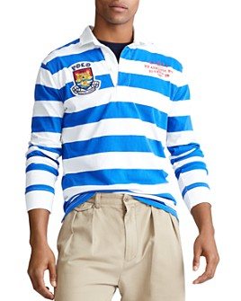 Polo Ralph Lauren - Classic Fit Striped Rugby
