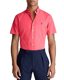 Polo Ralph Lauren - Classic Fit Twill Shirt