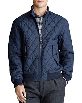 Polo Ralph Lauren - Quilted Bomber Jacket