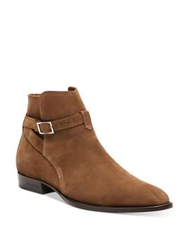 The Kooples - Men's Suede Chelsea Boots