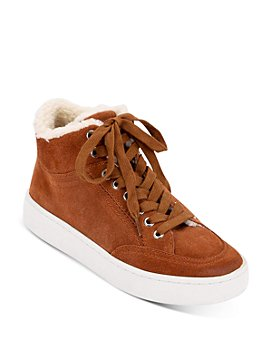 Dolce Vita - Women's Trudie High-Top Platform Sneakers