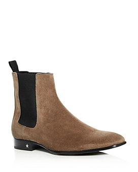 Jimmy Choo - Men's Sawyer Suede Chelsea Boots