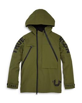 True Religion - Boys' Zip-Front Jacket - Little Kid, Big Kid