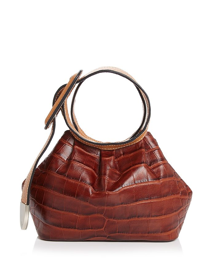 New York Marianne Mini Leather Handbag
