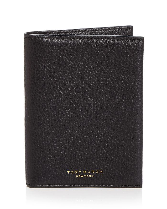Tory Burch - Perry Leather Passport Case