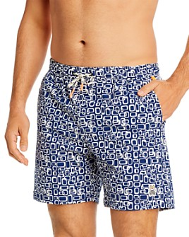 Psycho Bunny - Shanklin Swim Trunks