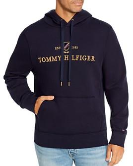 Tommy Hilfiger - Graphic Logo Hooded Sweatshirt