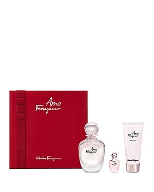 Salvatore Ferragamo Amo Eau de Parfum Gift Set ($149 value)