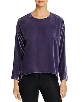 Eileen Fisher - Velvet High/Low Top