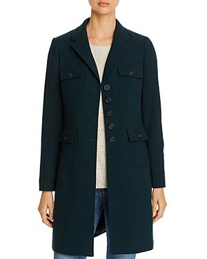 Karl Lagerfeld Coats PATCH-POCKET COAT