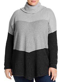 Joseph A Plus - Cowl-Neck Sweater
