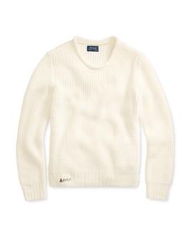 Ralph Lauren - Girls' Roll-Neck Sweater - Big Kid