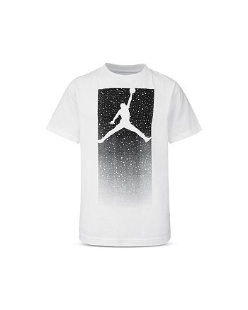 JORDAN - Boys' Air Jordan Speckle Graphic Tee - Little Kid
