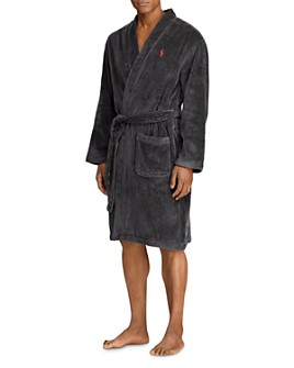 Polo Ralph Lauren - Terry Velour Robe