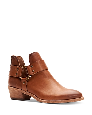 Frye Boots WOMEN'S RAY HARNESS BOOTIES