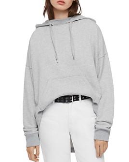 ALLSAINTS - Etienne Oversized Hooded Sweatshirt