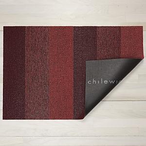 Chilewich Marbled Stripe Mat, 24 x 36