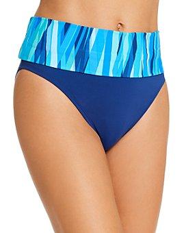 Bleu Rod Beattie - Fold-Over Bikini Bottom