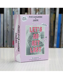 Luckies - Let's Go Get Lost 500 Piece Puzzle