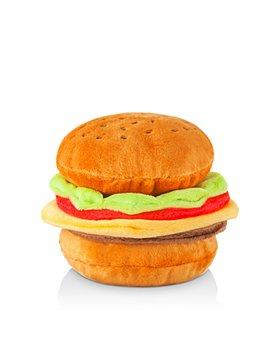 P.L.A.Y. - Hamburger Plush Dog Toy
