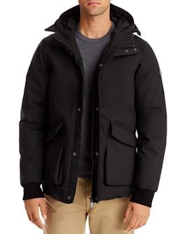 Scotch & Soda - Regular Fit Hooded Jacket