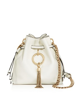 Jimmy Choo - Callie Small Bucket Bag