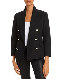 Derek Lam 10 Crosby - Myra Double-Breasted Blazer