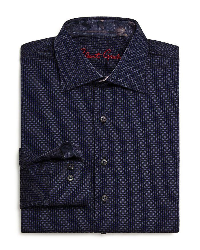 Robert Graham - Boys' Abells Dress Shirt - Big Kid