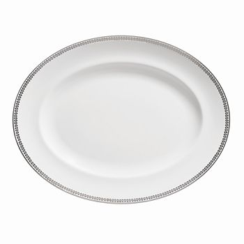 "Vera Wang - for Wedgwood ""Flirt"" Oval Platter"