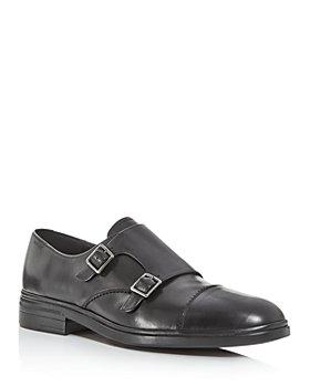 Bally - Men's Neos Leather Double Monkstrap Oxfords