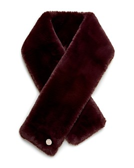 Ted Baker - Charli Faux Fur Scarf