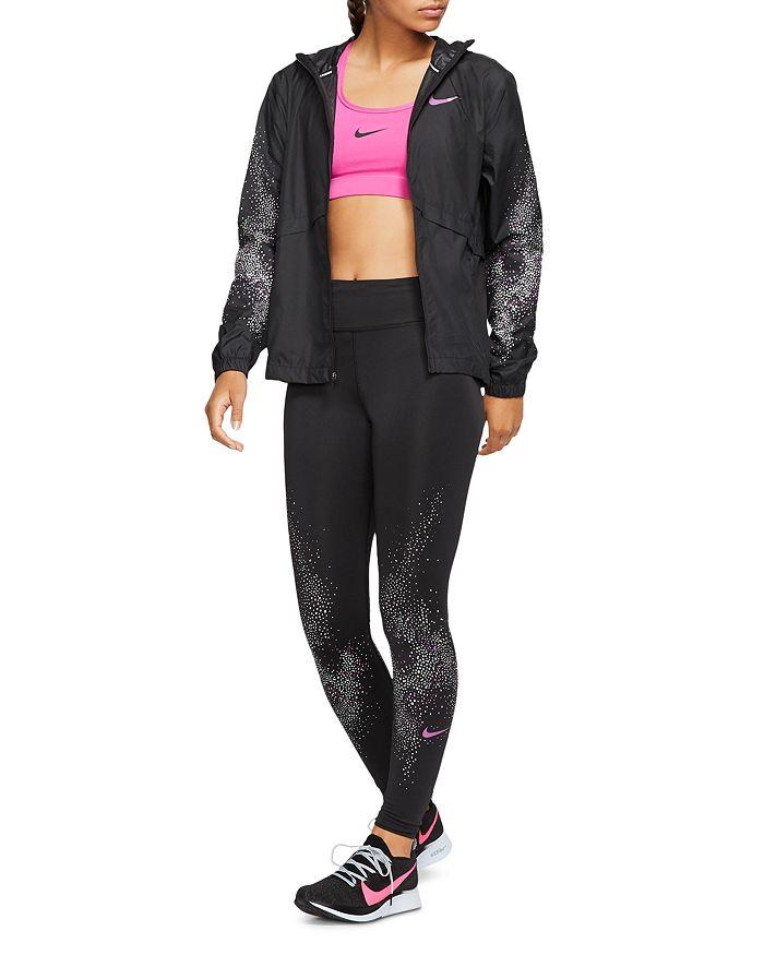 Nike - Fast Running Leggings & Hooded Jacket