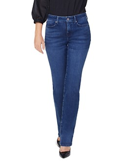 NYDJ - Marilyn Straight Jeans in Firesky