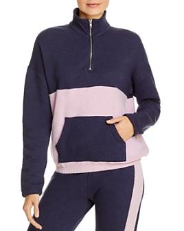 WILDFOX - Lea Half-Zip Sweatshirt