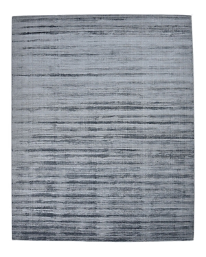 Bloomingdale's Solids Collection Milo 70374 Loom-Knotted Area Rug, 8' x 10'