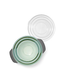 OXO - 9-Piece Nesting Bowl & Colander Set