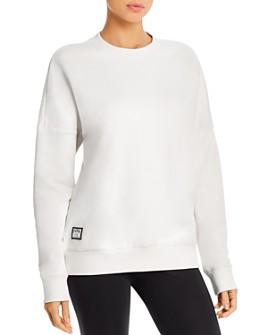 PUMA - x Adriana Lima Terry Crewneck Sweatshirt