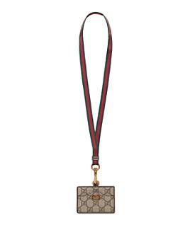 Gucci - Ophidia GG Supreme ID Holder