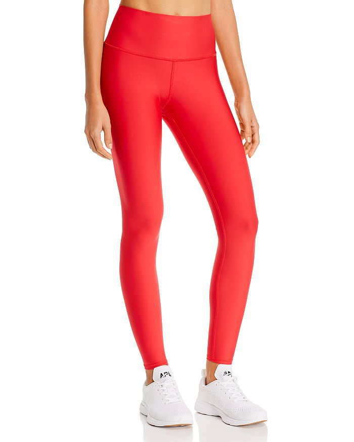 Alo Yoga - High-Waist Tech Lift Airbrush Leggings